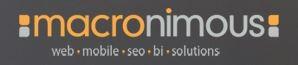 Macronimous - Web Solutions