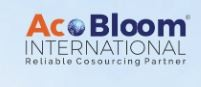 AcoBloom International - Outsourced accounting services