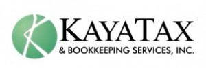 Kaya Tax -  Bookkeeping Services