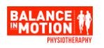 Balance in Motion - Physiotherapy