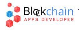 Blockchain Apps Developer - Blockchain Solution