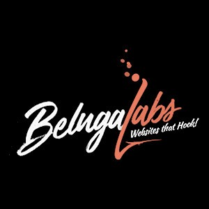 Beluga Labs - Web design