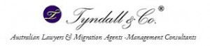 Tyndall - Australian lawyers, Australian Immigration Consultants