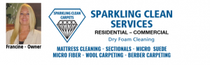 Sparkling Clean Carpets
