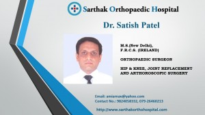 Total Knee Replacement in Ahmedabad, Gujarat - Sarthak Orthopedic Hospital
