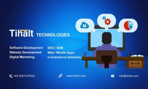 Tihalt Technologies – Web Design Company in Bangalore