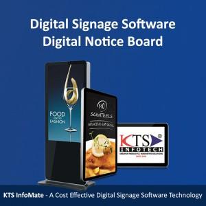 Digital Signage Software - KTS InfoMate