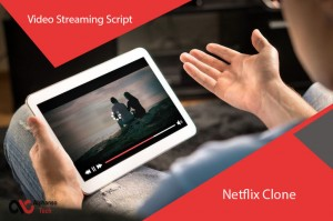 Netflix Clone - video streaming app