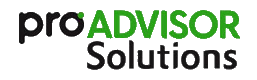 ProAdvisor Solutions