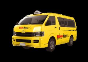 Book Maxi Cab Melbourne