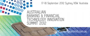 Australian Banking & Financial Technology Innovation Summit