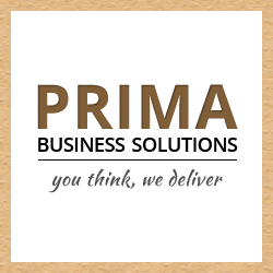 Prima Business Solutions - web development