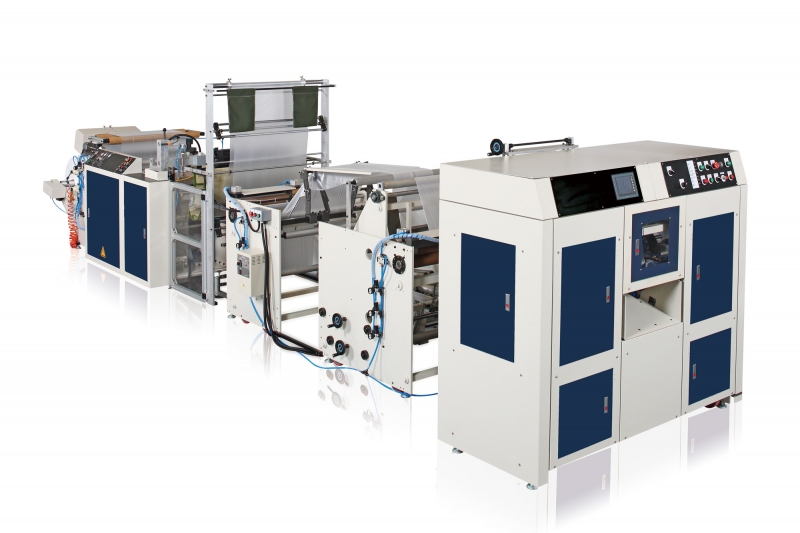 Cosmo Machinery - bag making machines