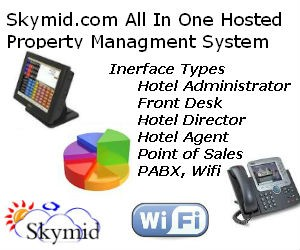 Skymid - Online Hosted Hotel Management System