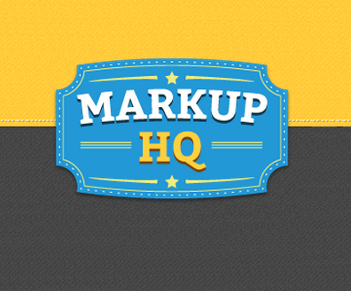 MarkupHq  - PSD to HTML