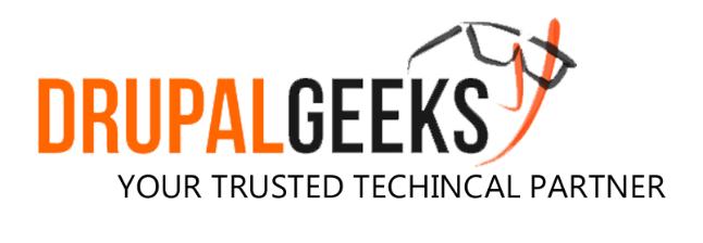 Drupal Geeks - Drupal Development Company