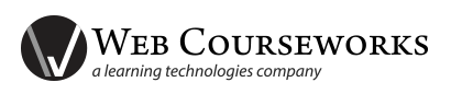 Web Courseworks - Learning Management System