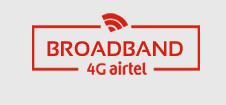 Broadband 4G Airtel