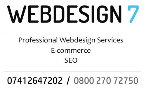 Webdesign7 - Website Design London