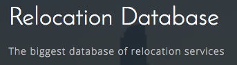 Relocation Database - The biggest database of relocation services