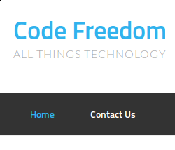 Code Freedom