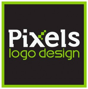 Pixels Logo Design - Custom Logo Design