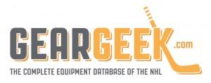 GearGeek - NHL Equipment Stats Database