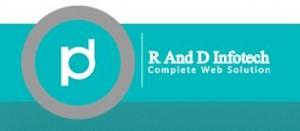 R and D Infotech - Web Design