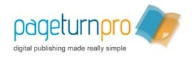 Page Turn Pro - Online Publishing Software