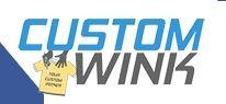 Custom Wink - Customized T-shirts