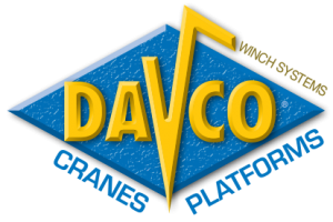 Davco - Winch & Davit Systems