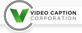 Video Caption Corporation - Captioning, Subtitling & Audio Description