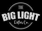 The Big Light Up Letter - Giant light up letters