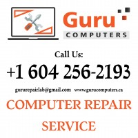 Guru Computers - MacBook Repair, Computer Repair Delta & Surrey, BC