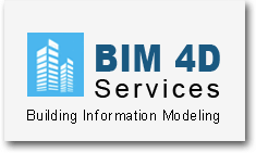 BIM 4D Services - Outsource Building Information Modeling India