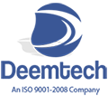 Deemtech - Web Design and Development Company