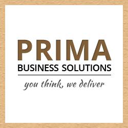Prima Business Solutions - web development